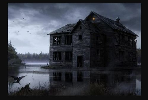 spookyhouseonthewater